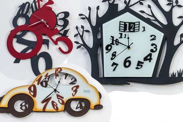Wall clocks (Feb 13)